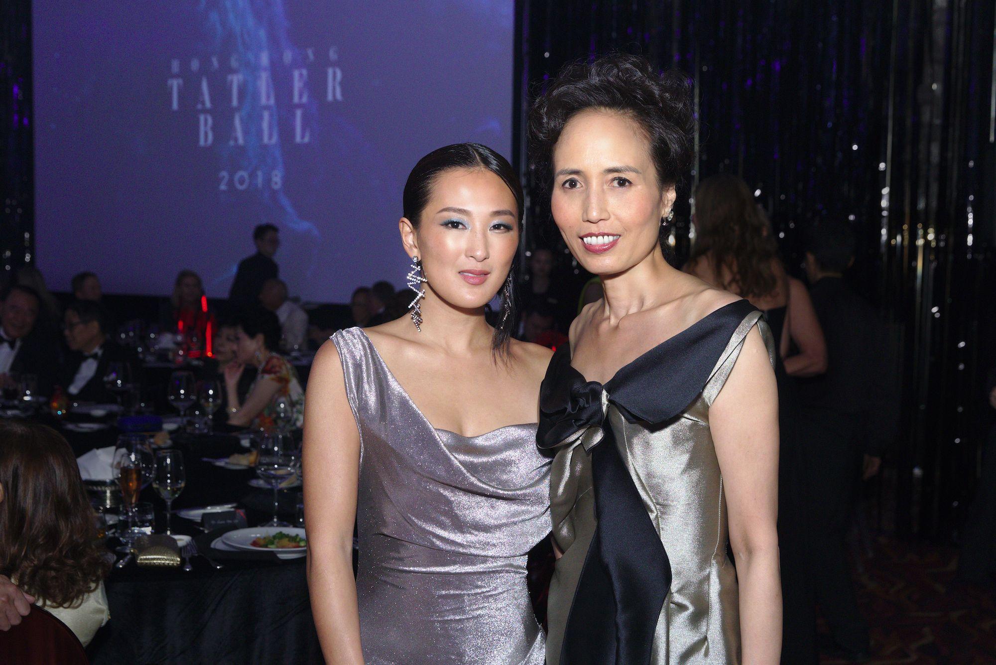 Antonia Li, Victoria Lam