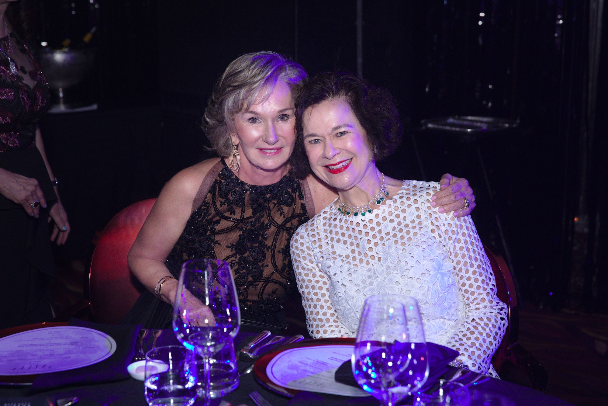 Barbara Pudwill, Carol Murray
