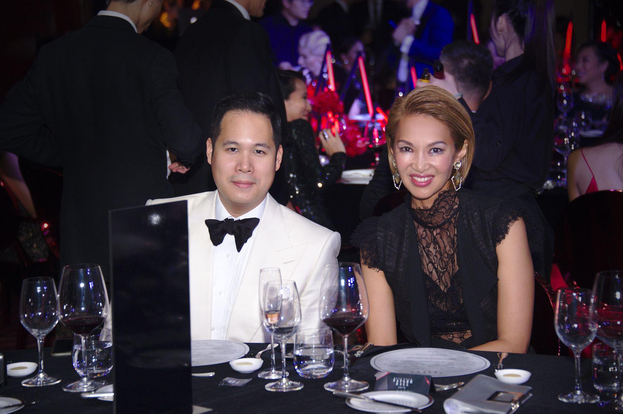 Brandon Chau, Yolanda Choy-Tang