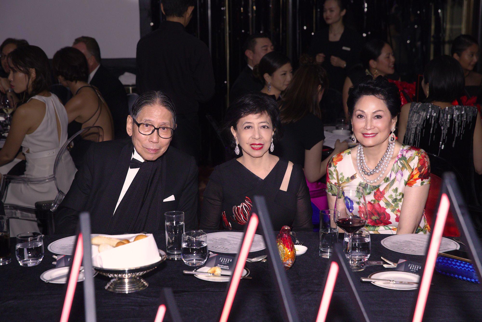 Che-Hung Leong, Lilian Leong, Magdalena Lee