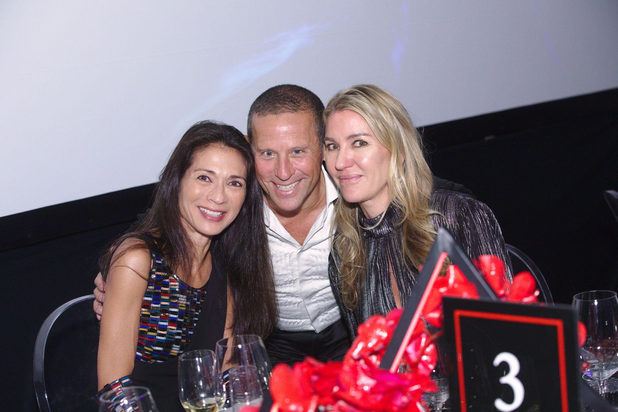 Claudia Shaw, Daniel Auerbach, Lucy Bond-Marriott