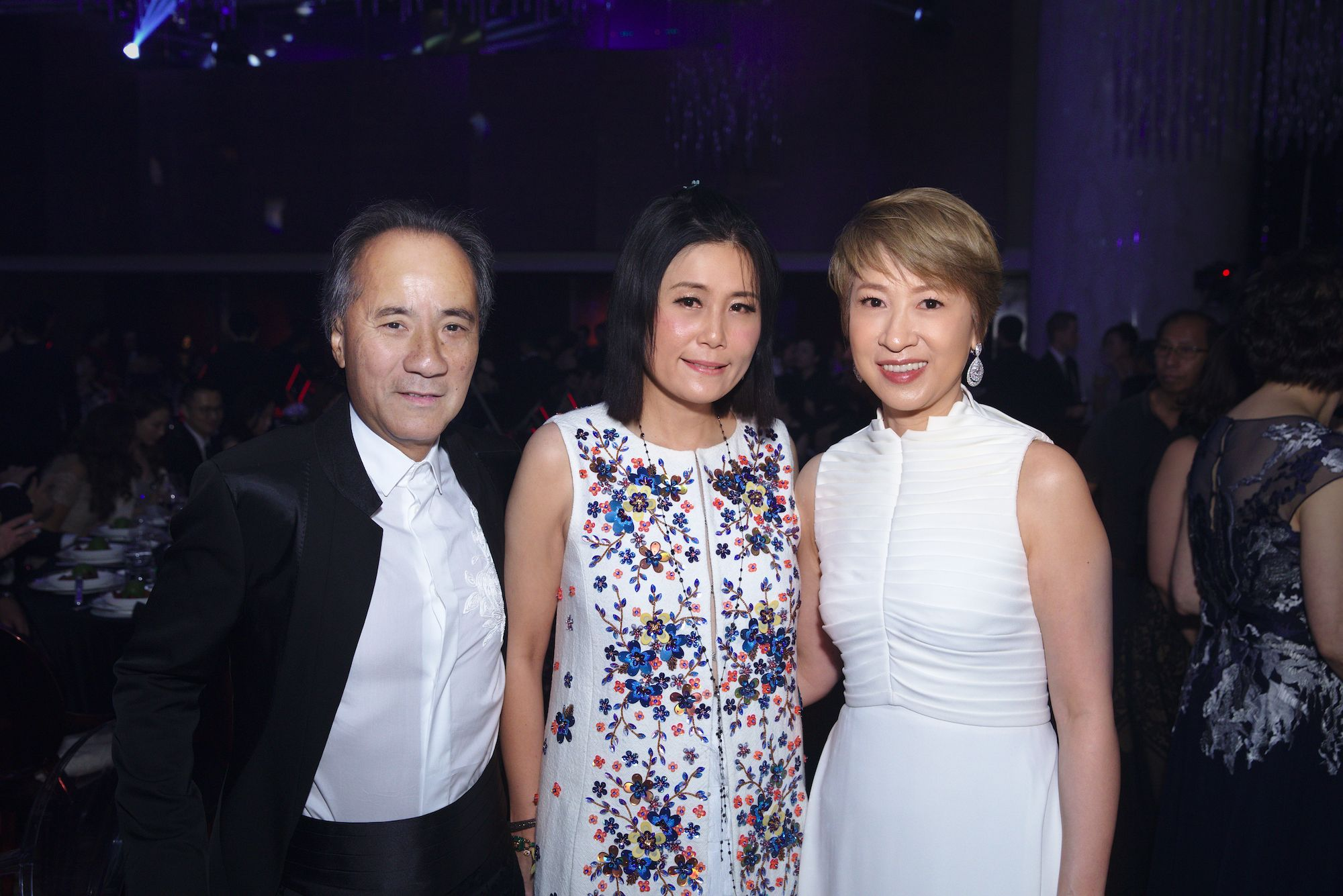 Edward Fung, Denise Lo, Michelle Ma-Chan