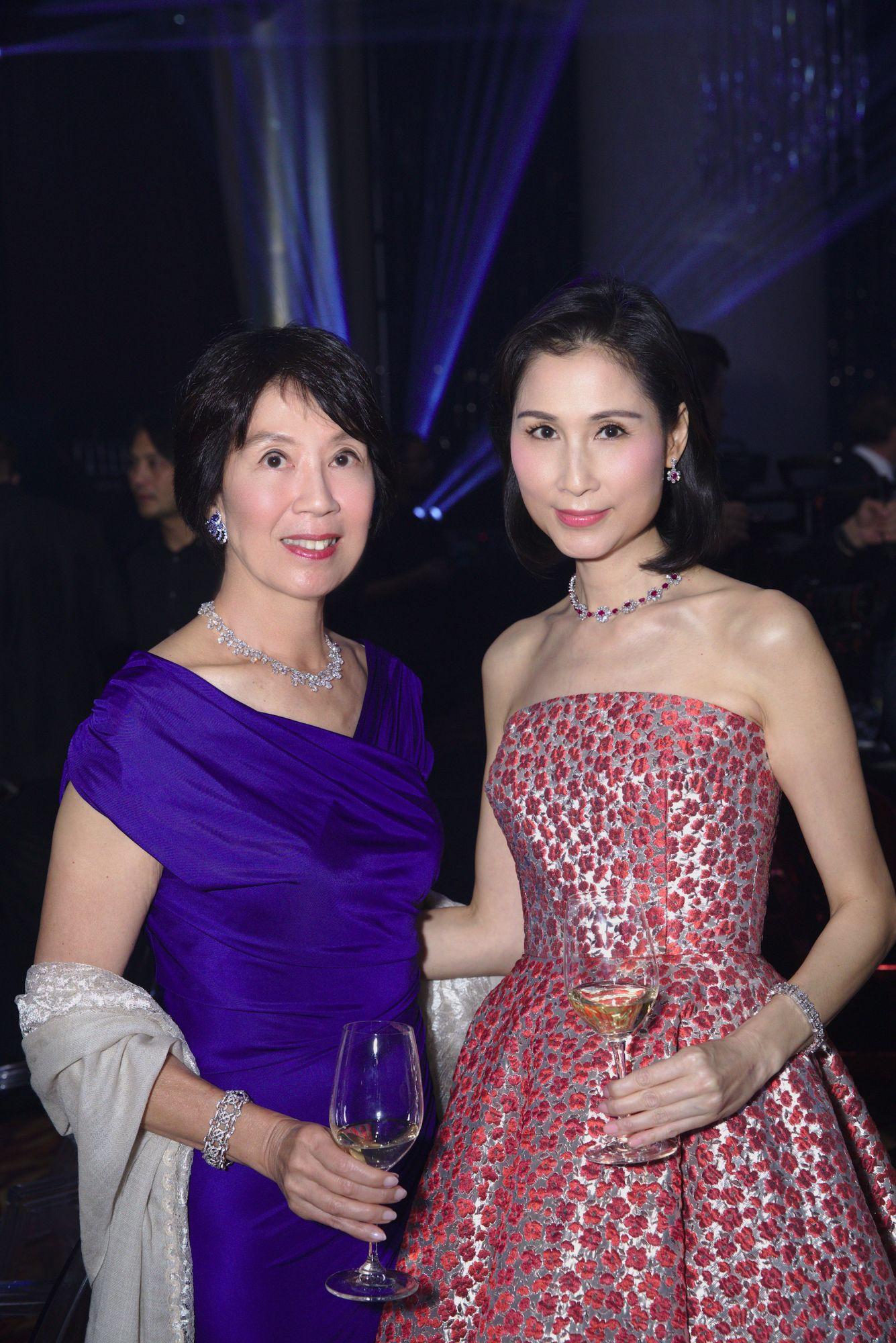 Harriet Tung, Louisa Cheng