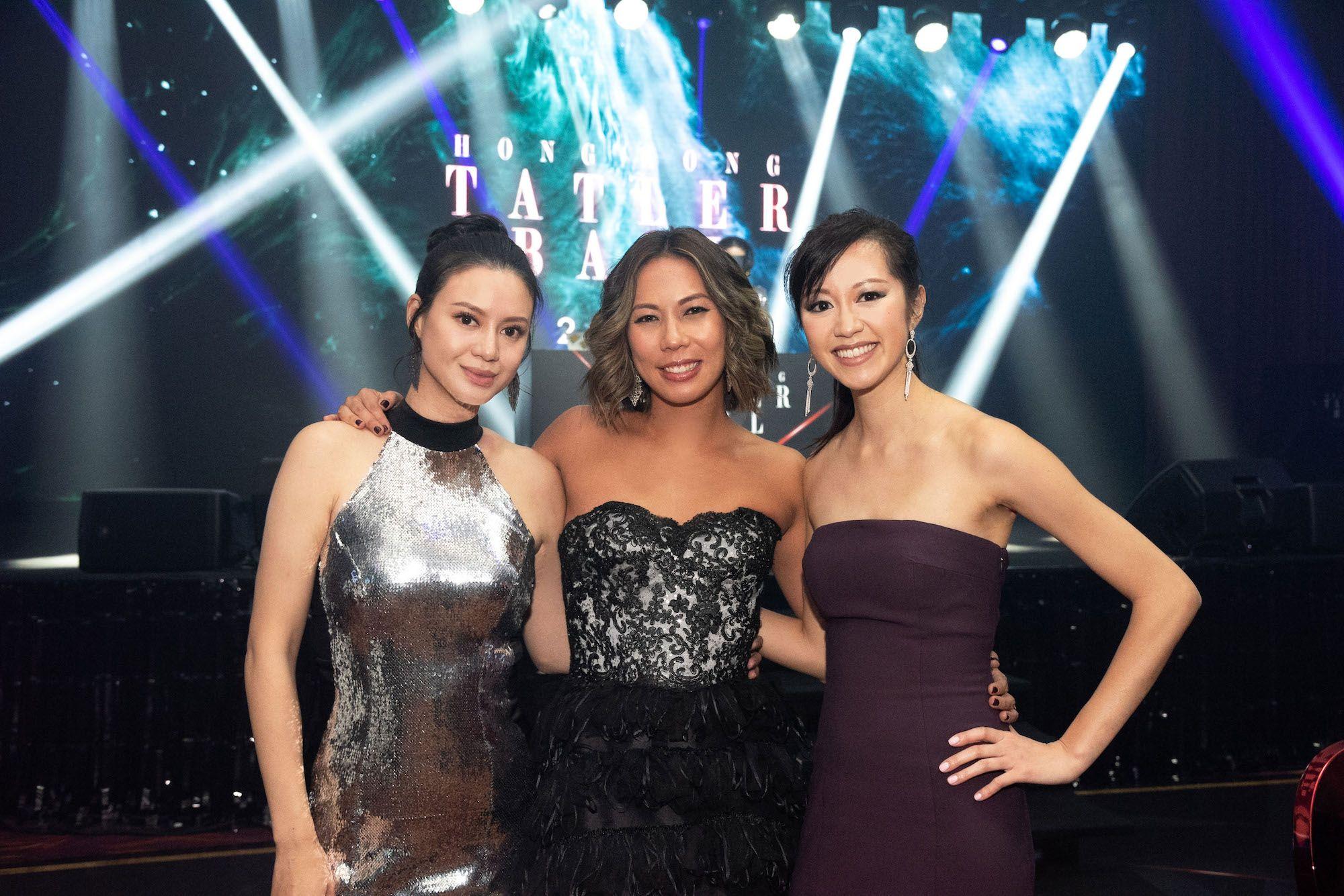 Emily Lam-Ho, Tamara Lamunière, Katrina Liu
