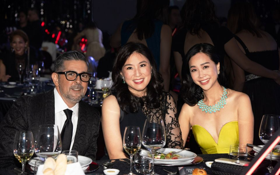 Francisco Anton-Serrano, Leigh Tung-Chou, Angie Ting