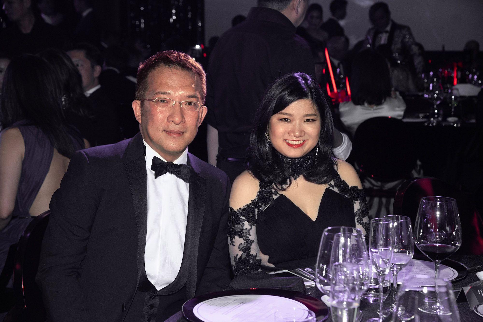 Marvin Tse, Carmen Choi