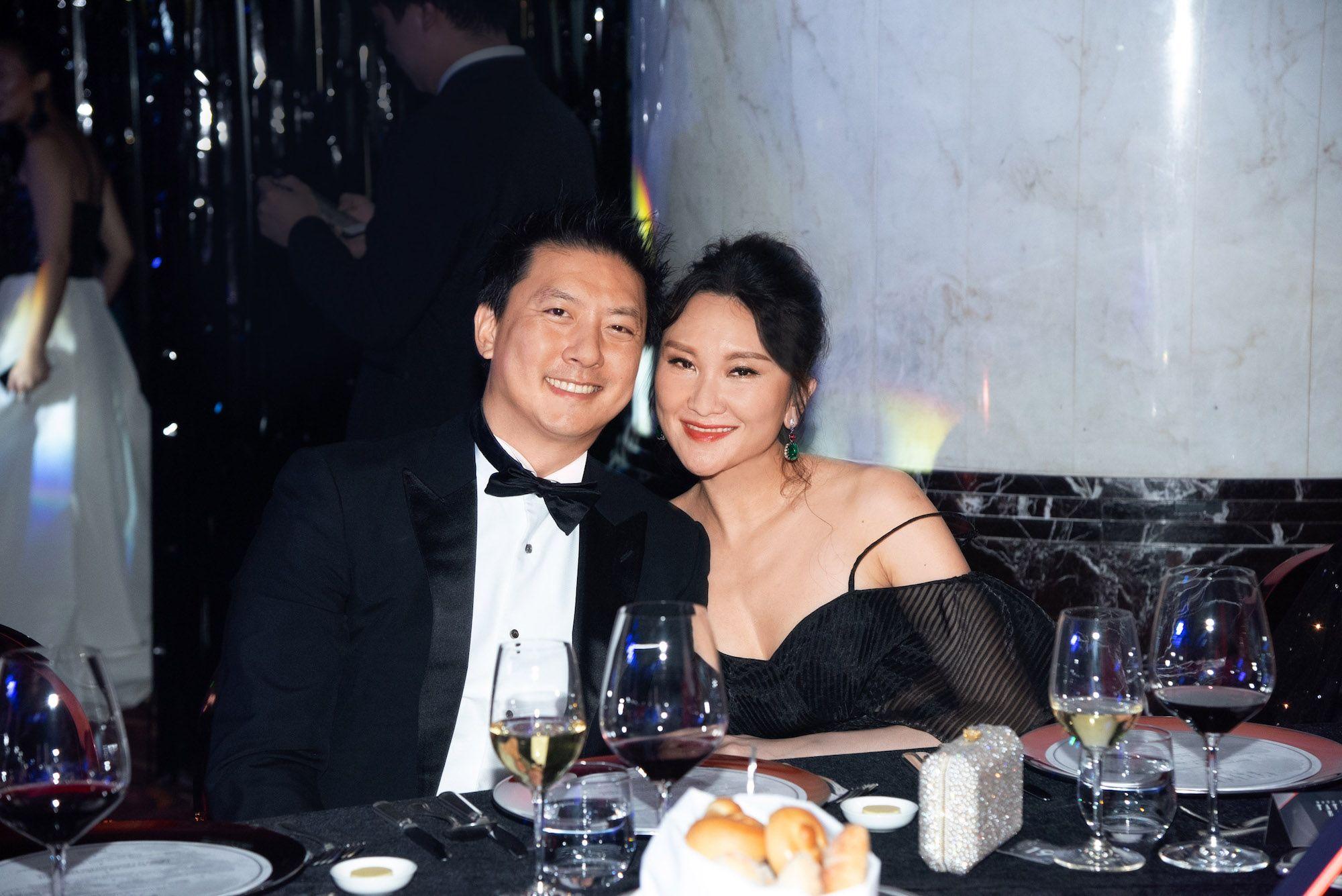 Michael Tung, Samantha Shek-Tung
