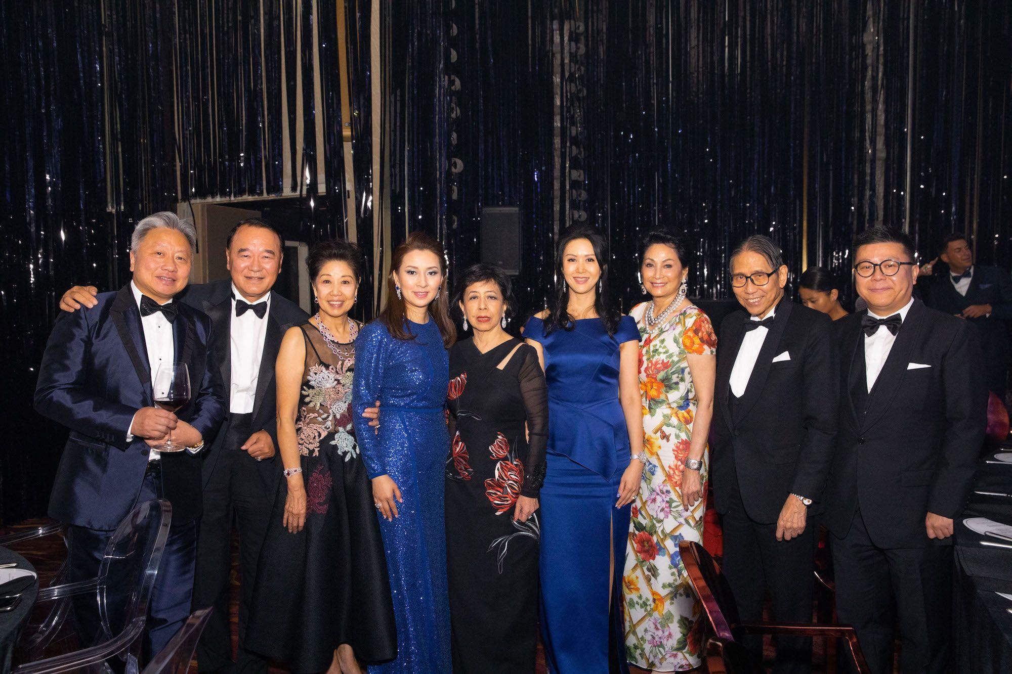 Jimmy Tang, Dennis Sun, Betty Sun, Emily Tang, Lilian Leong, Lianne Lam, Magdalena Lee, Che-Hung Leong, Matthew Lam
