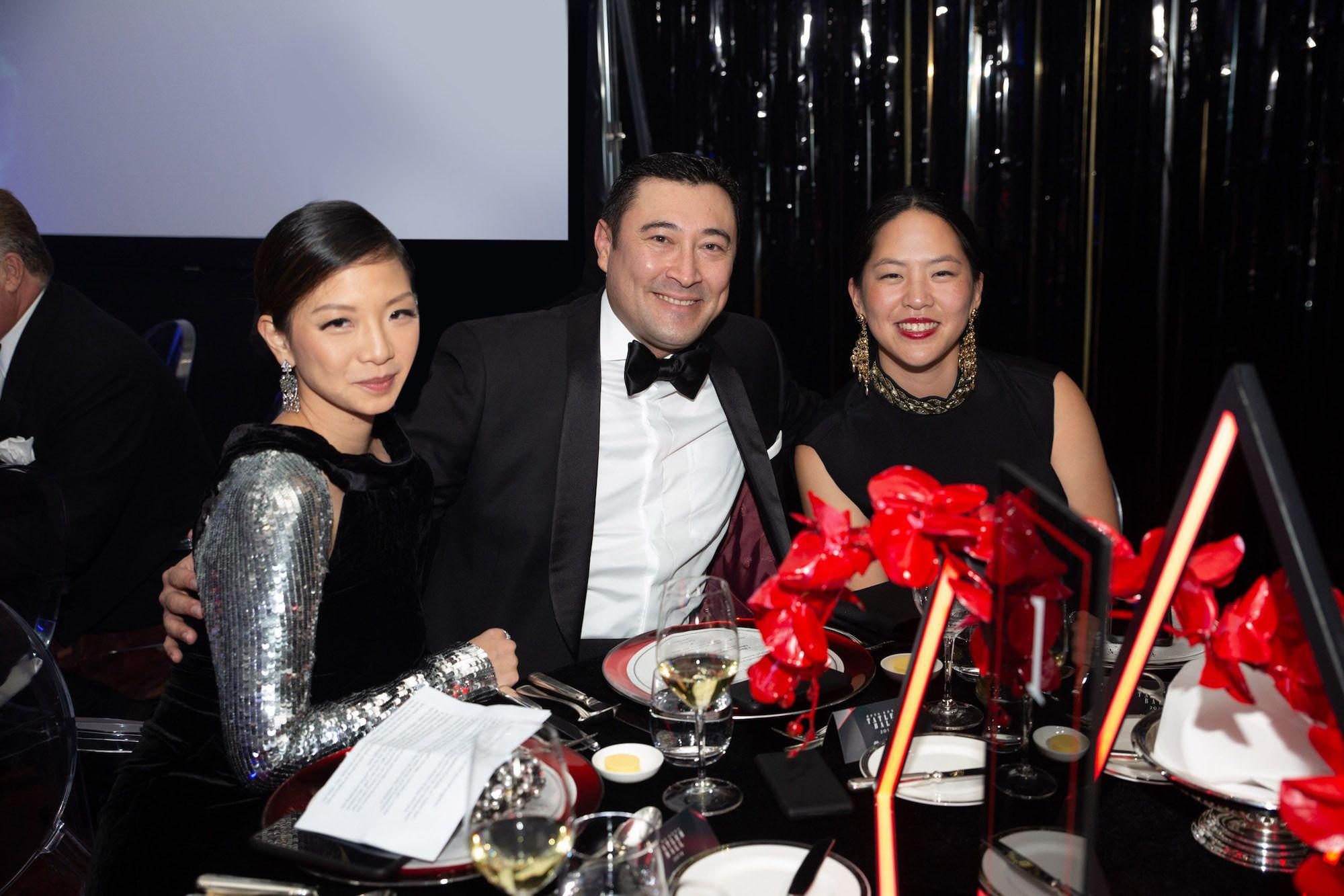 Joanna Lui Hickox, Troy Hickox, Jessica Cheng