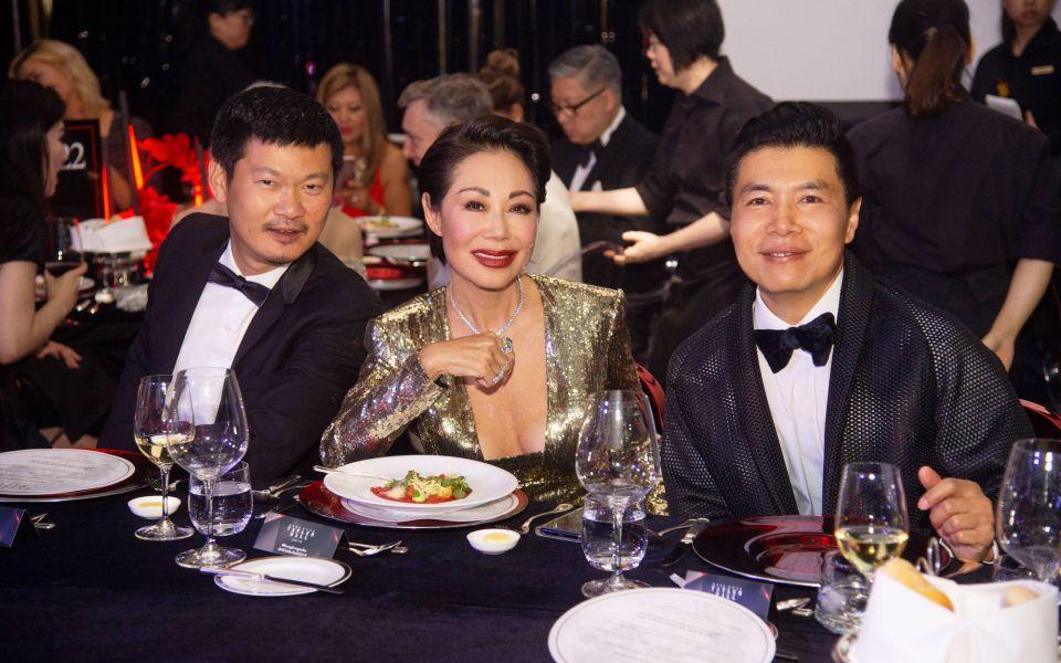 Jonathan Hui, Bonnae Gokson, Douglas Young