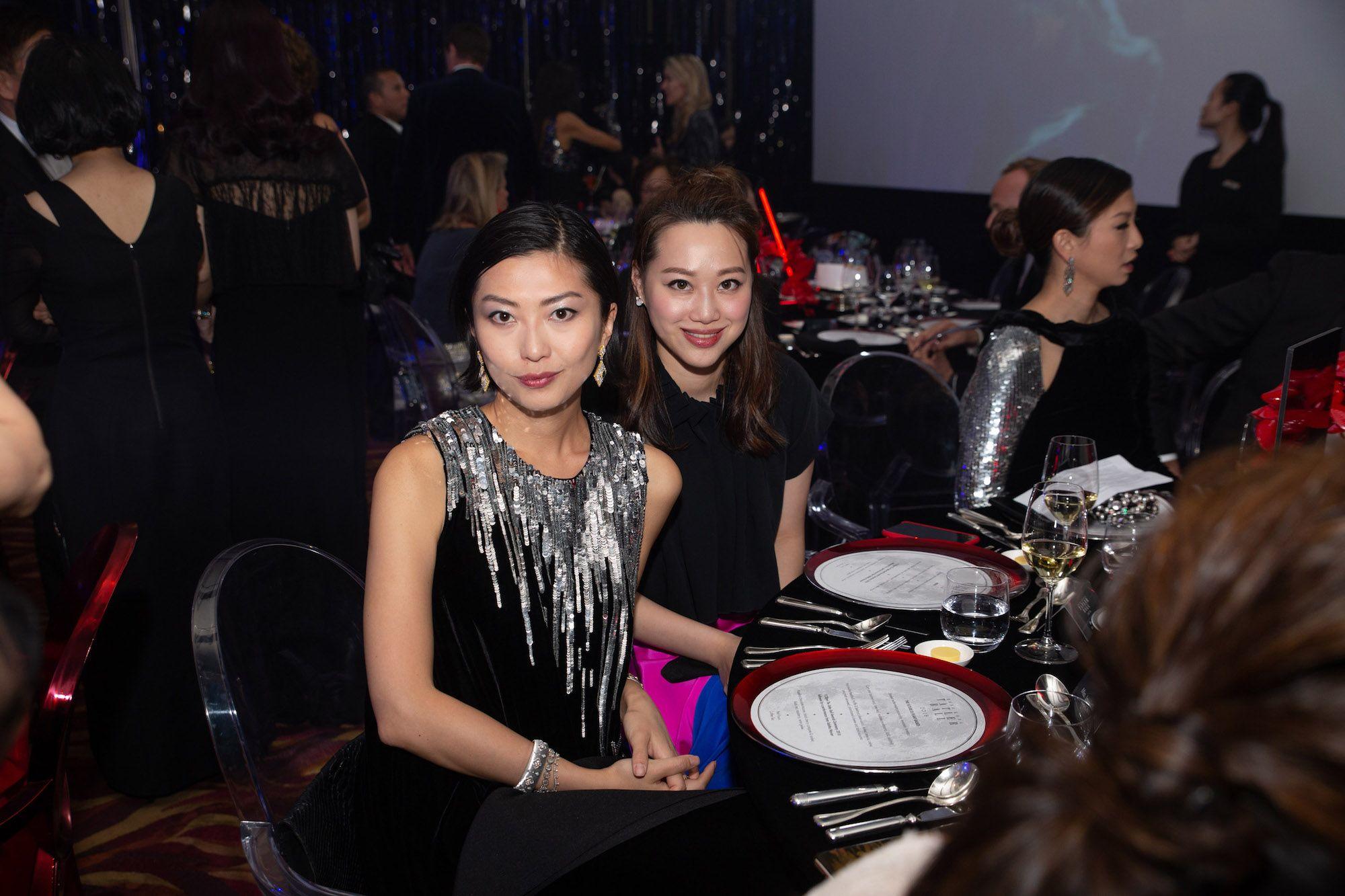 Laura Cheung, Josephine Chiu