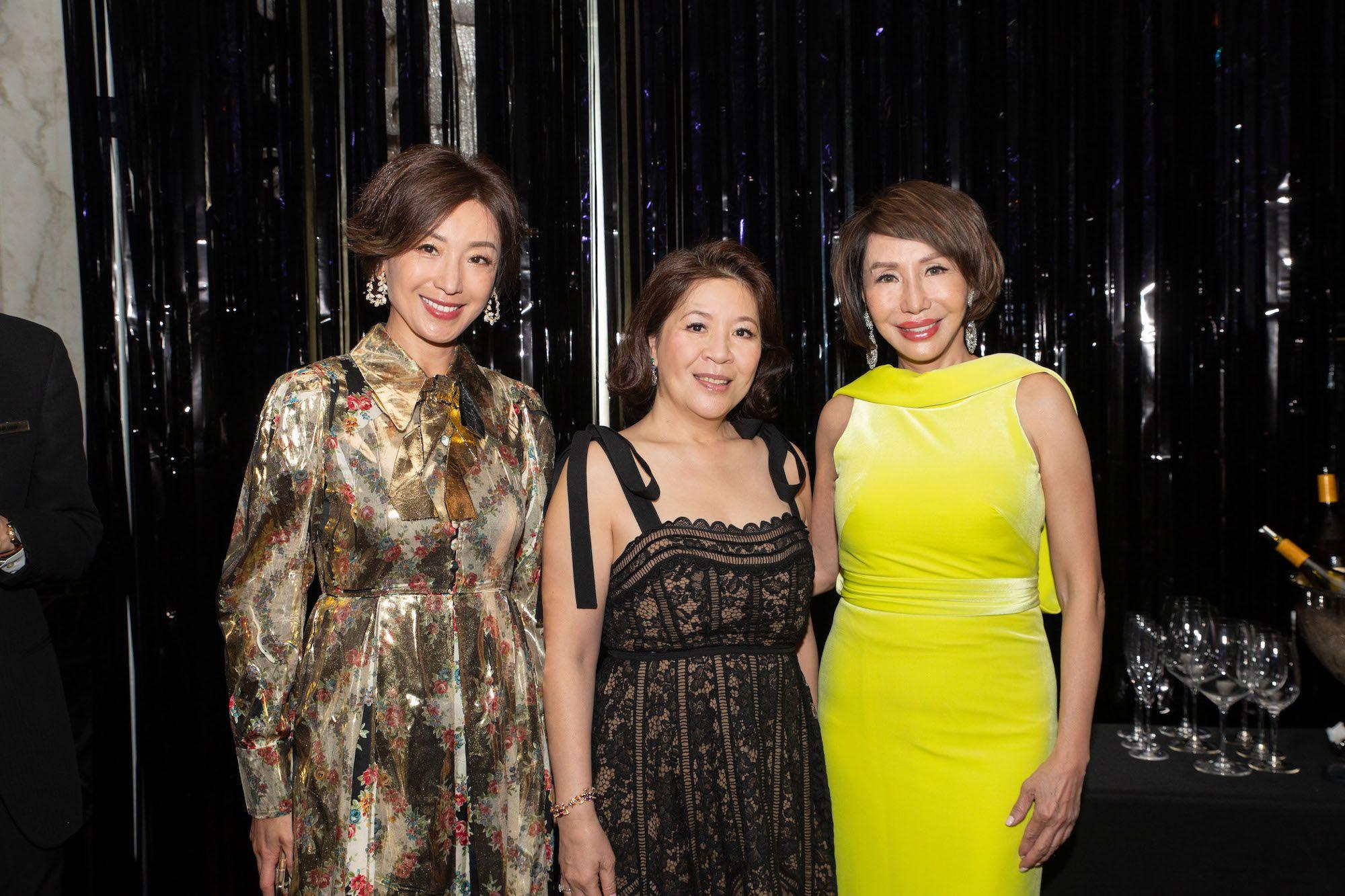 Lelia Chow, Maria Wu, Olivia Lee-Davies