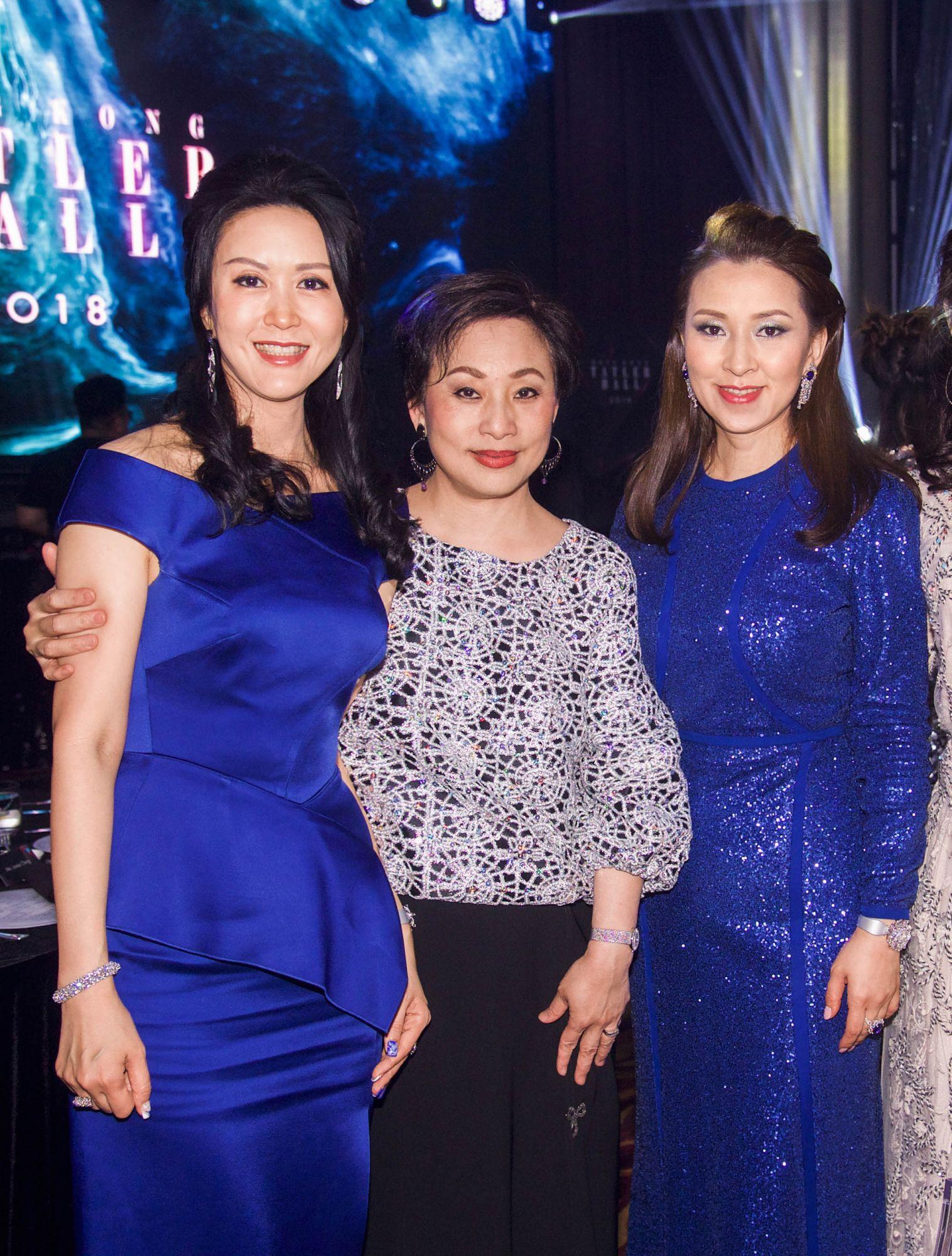 Lianne Lam, Nina Lam, Emily Tang