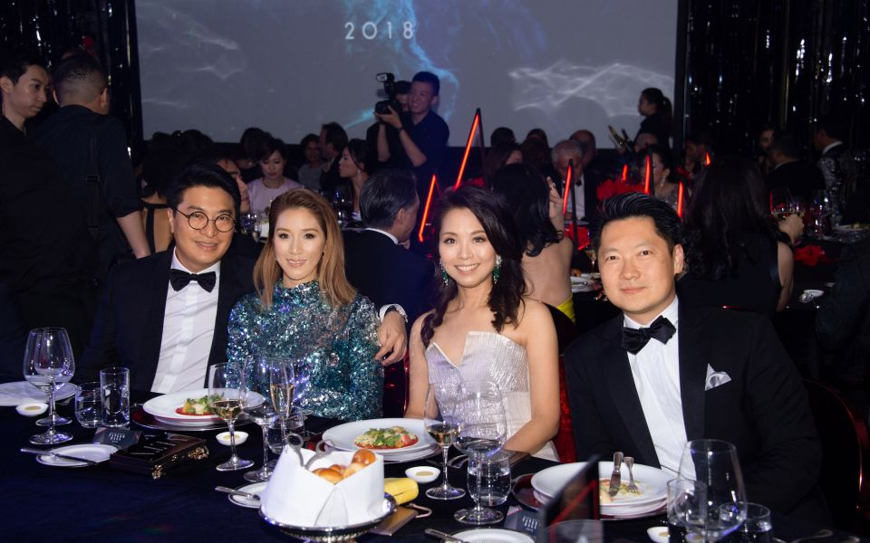 Martin Lee, Cathy Lee, Anne Wang-Liu, Julian Liu