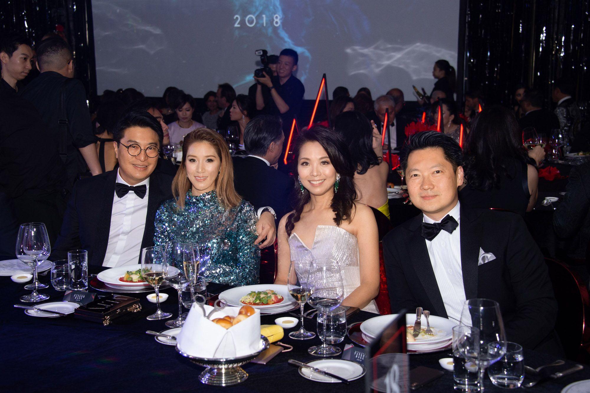 Martin Lee, Cathy Lee, Anne Wang-Liu, Julian Liu