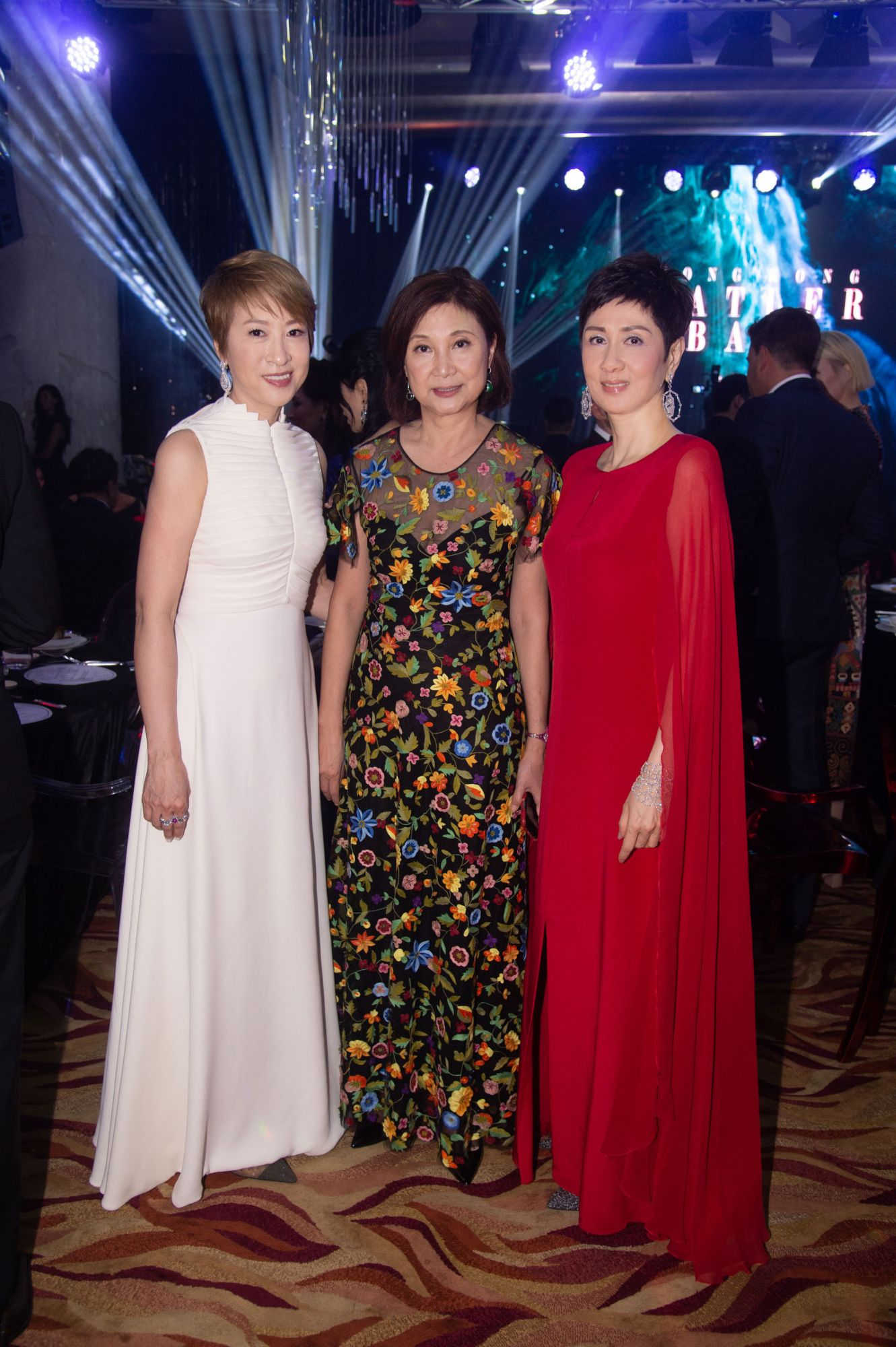 Michelle Ma-Chan, Catherine Kwai, Michelle Ong-Cheung