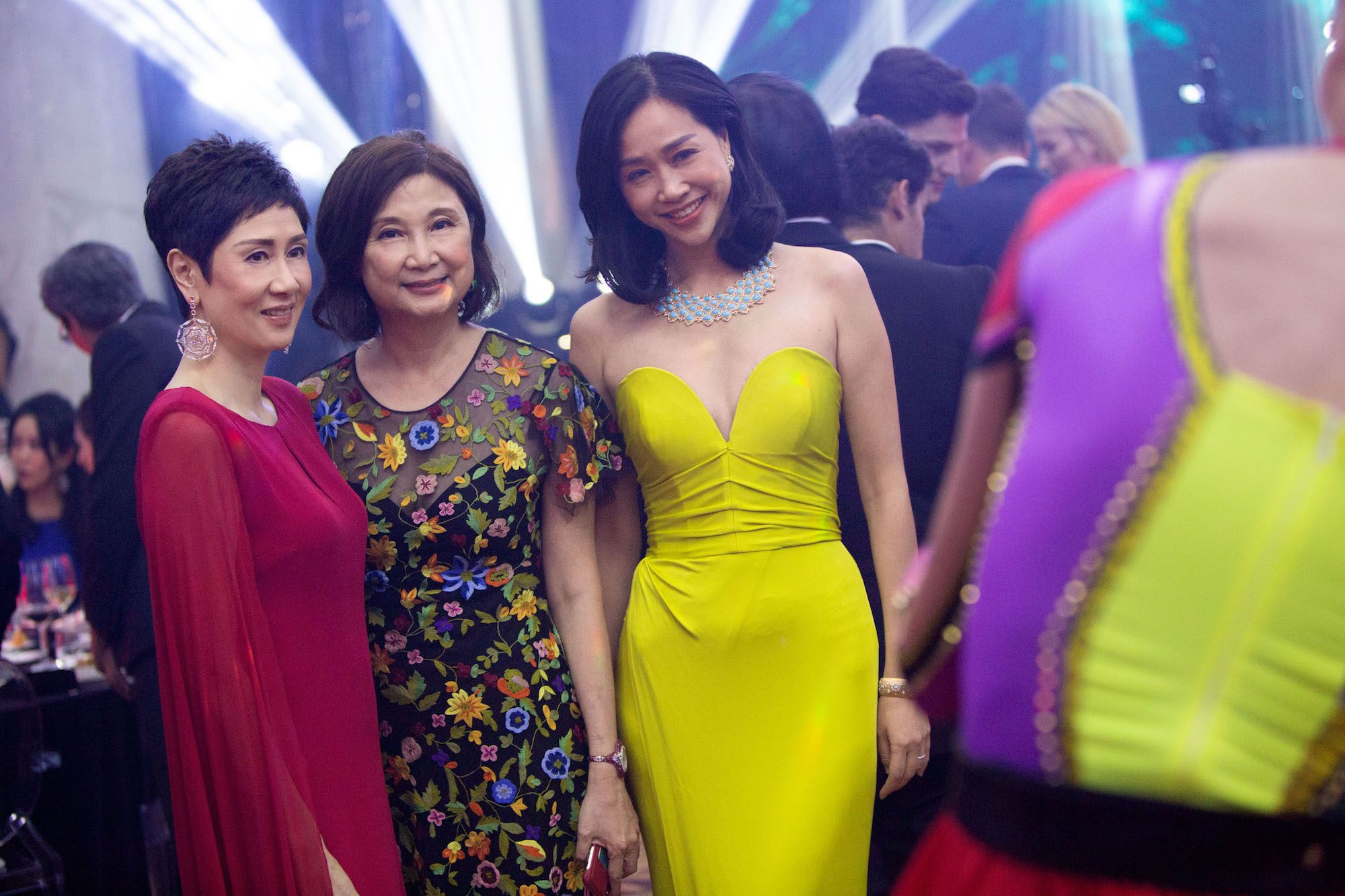 Michelle Ong-Cheung, Catherine Kwai, Angie Ting