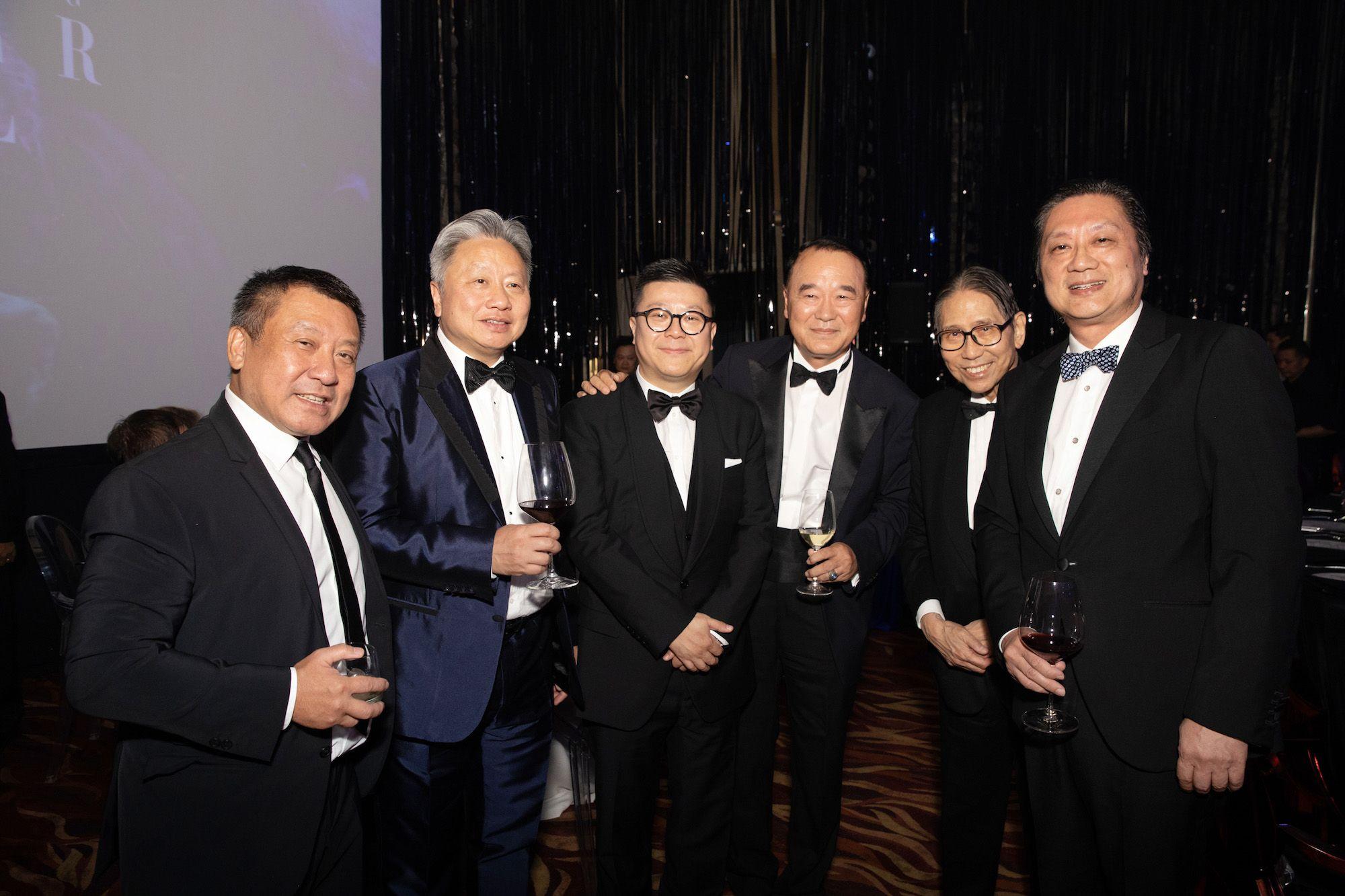 Nissim Tse, Jimmy Tang, Matthew Lam, Dennis Sun, Che-Hung Leong, Daniel Chan