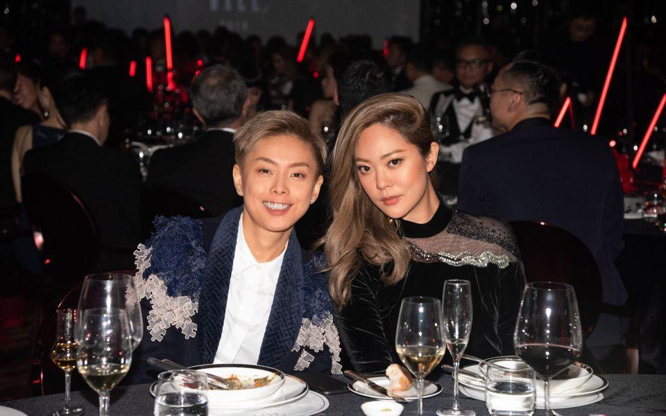 Tiffany Chan, René Chu