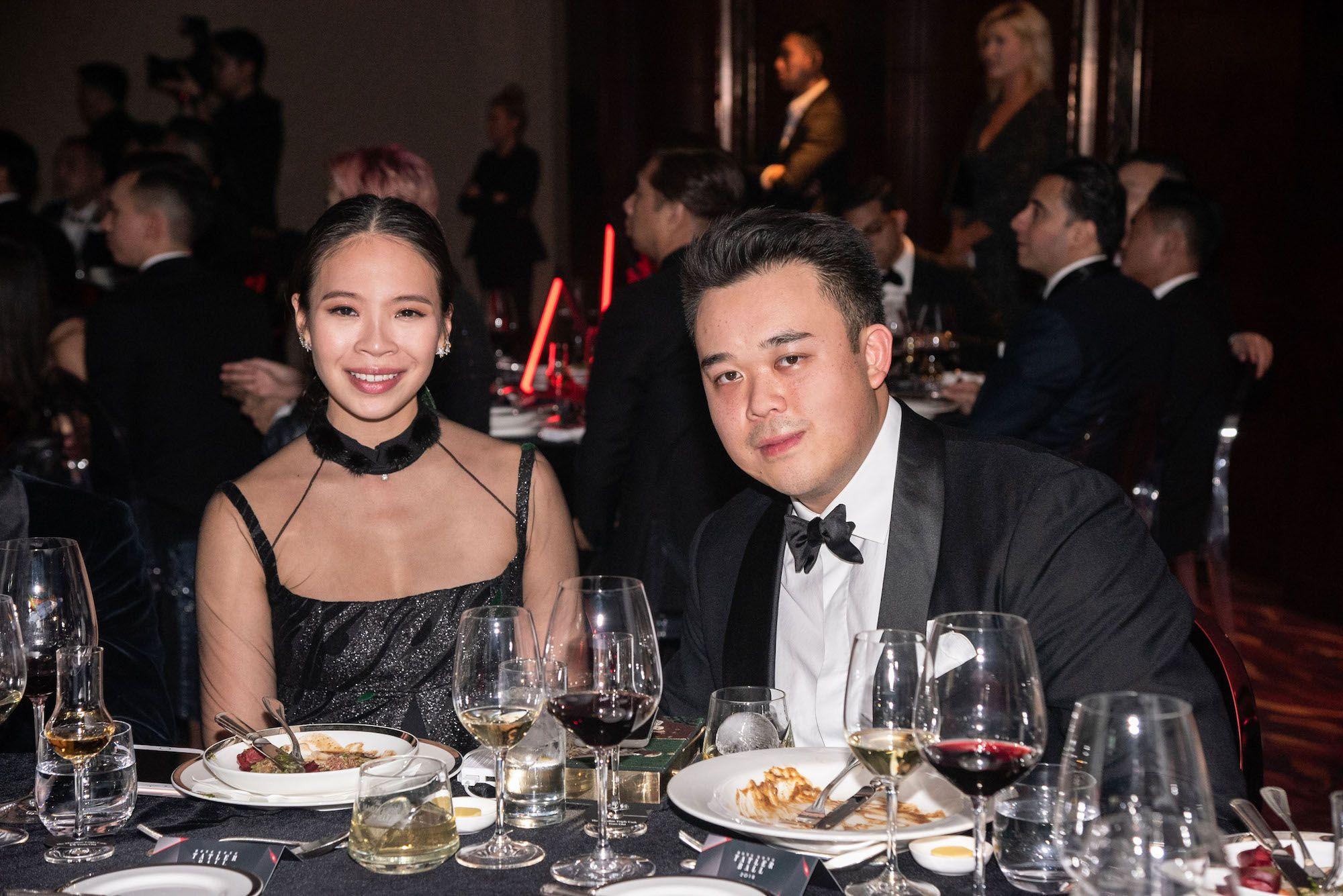 Vickie Li, Jonathan Kwok