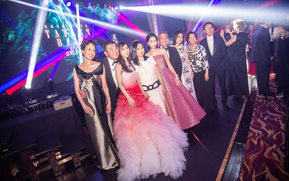 Victoria Lam, Sherman Tang, Ming Ho-Tang, Mona Law, Louisa Cheng, Edward Cheng, Denise Lo, Mary Tien, James Tien
