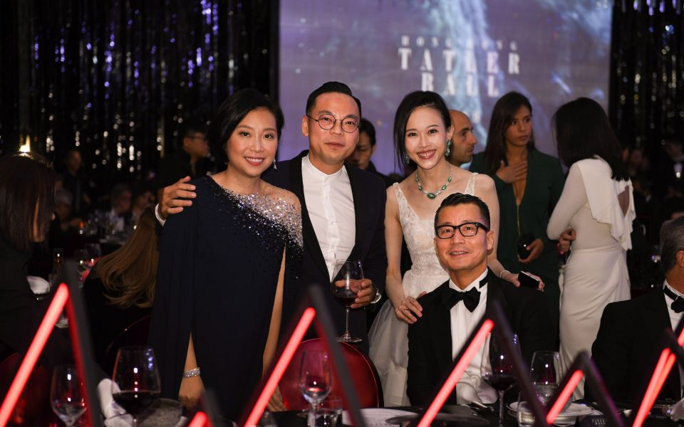 Yenn Wong, Alan Lo, Jacqueline Chow, William Zhao