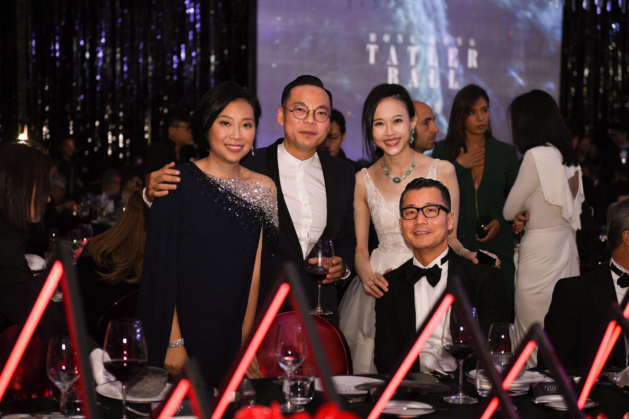 Yenn Wong, Alan Lo, Jacqueline Chow, William Zhao