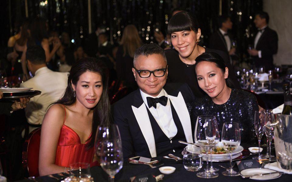 Yijia Tiong, Benedict Ku, Ingrid Chen-Mandonnaud, Jaime Ku