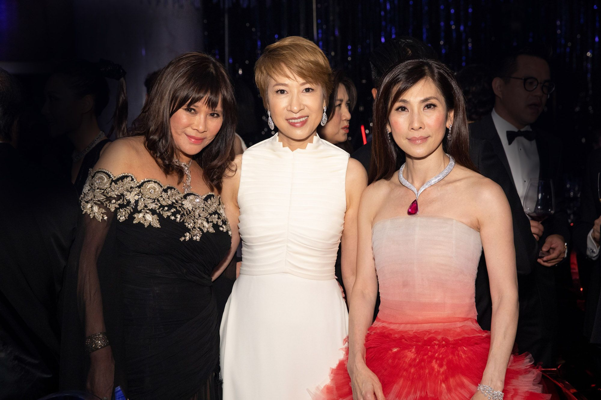 Yvette Yung, Michelle Ma-Chan, Ming Ho-Tang