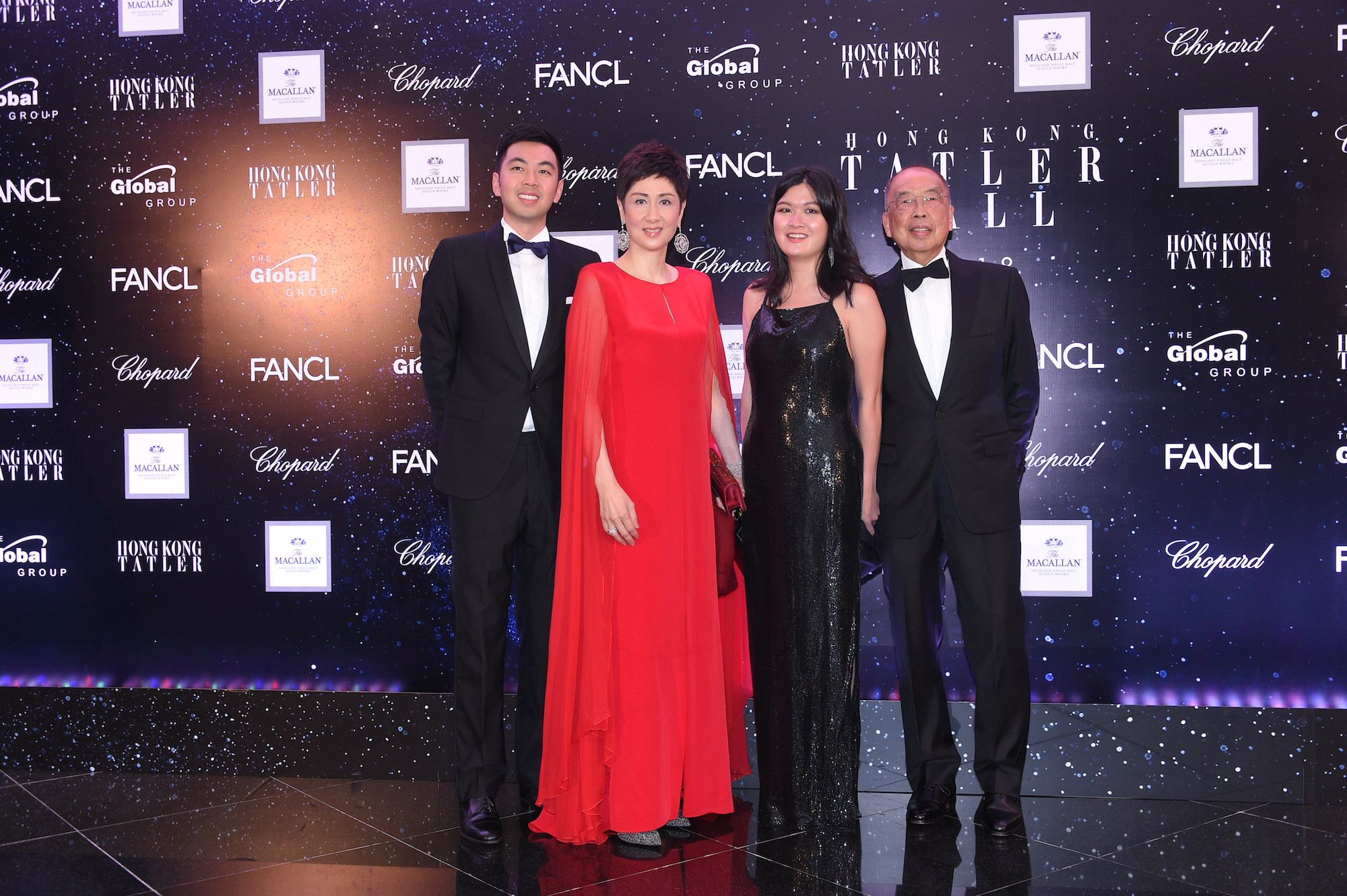 Adrian Cheung, Michelle Ong-Cheung, Jennifer Cheung, David Cheung