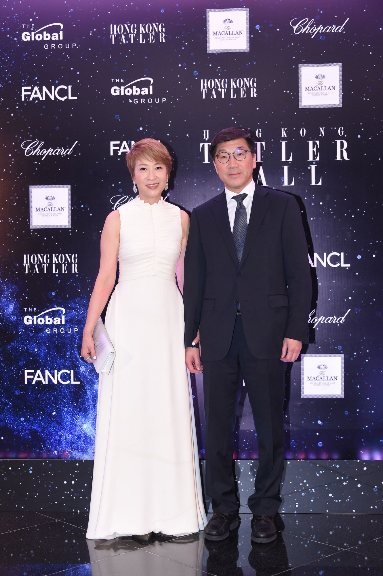Michelle Ma-Chan, Christopher Chan