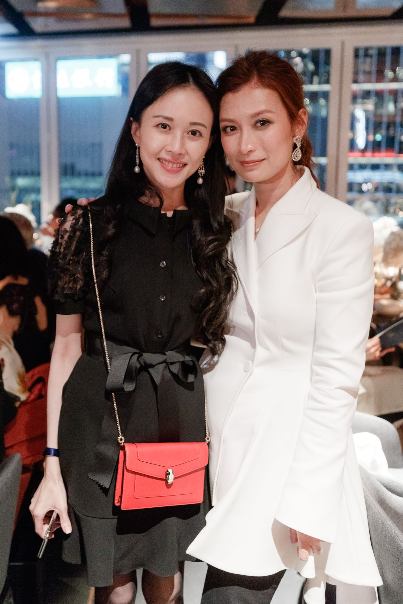 Jacqueline Chow, Colleen Fung