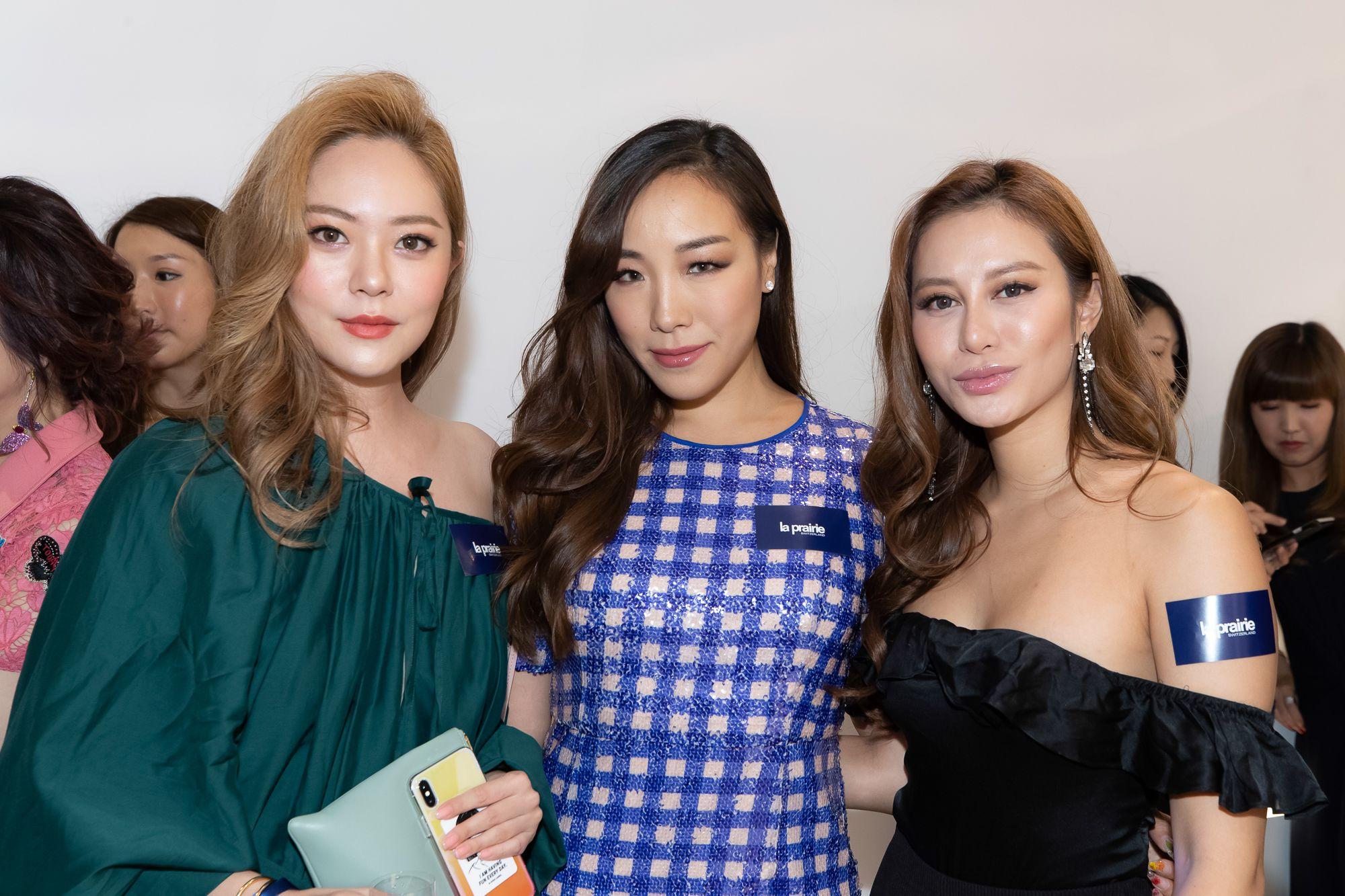René Chu, Feiping Chang, Eleanor Lam