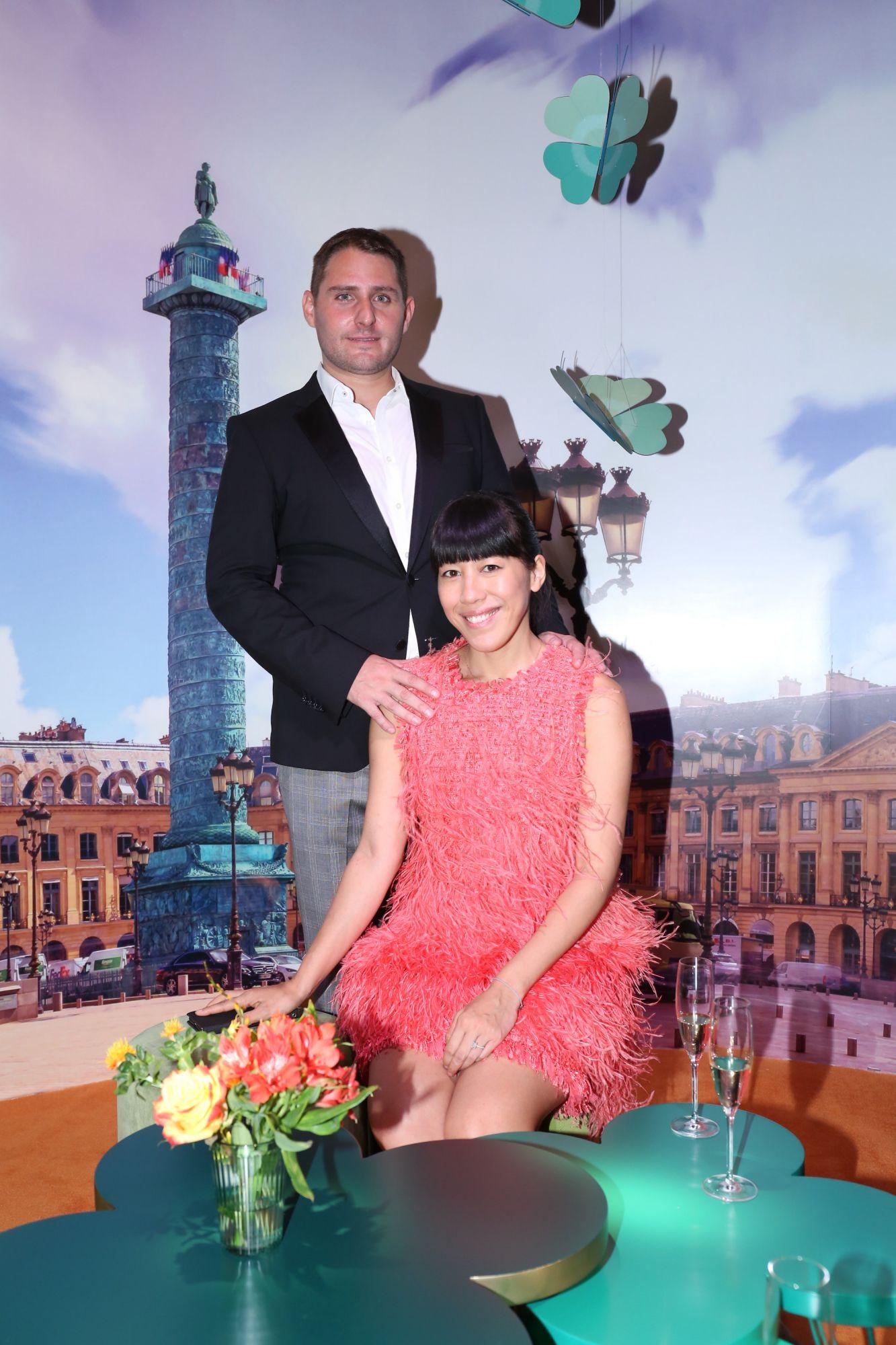 Thierry Mandonnaud, Ingrid Chen-Mandonnaud