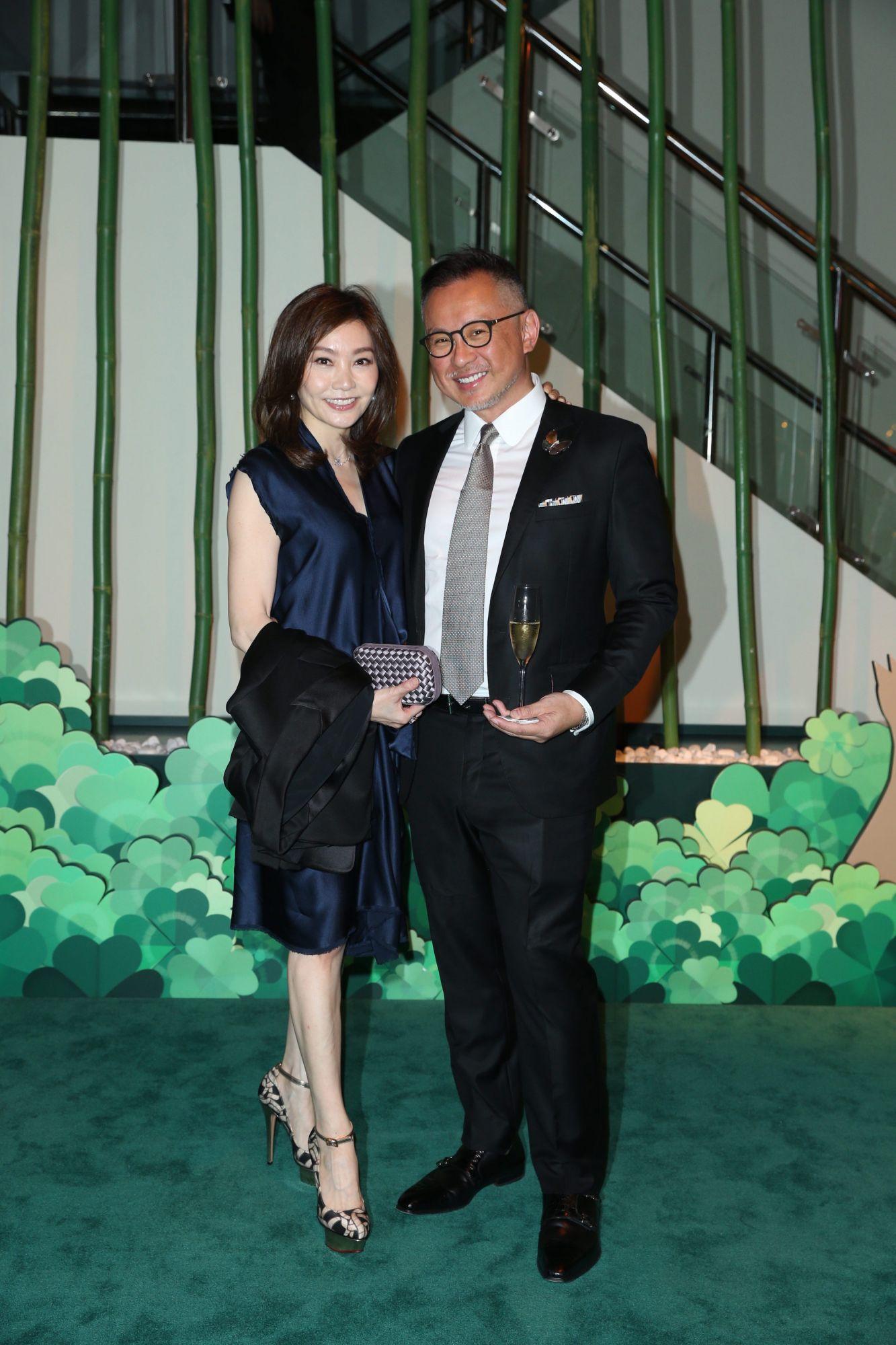 Laetitia Yu, Barney Cheng