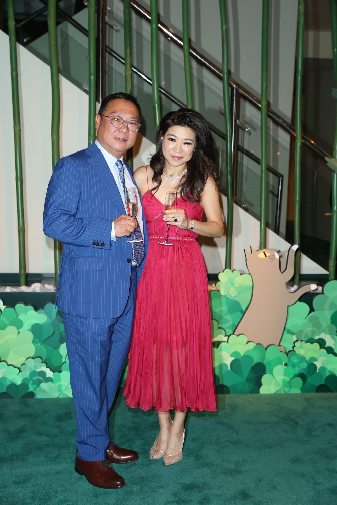 Michael Kwan, Vanessa Kwan
