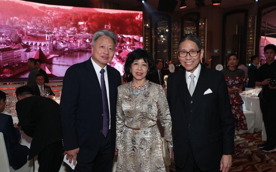 Jimmy Tang, Lilian Leong, Che-Hung Leong