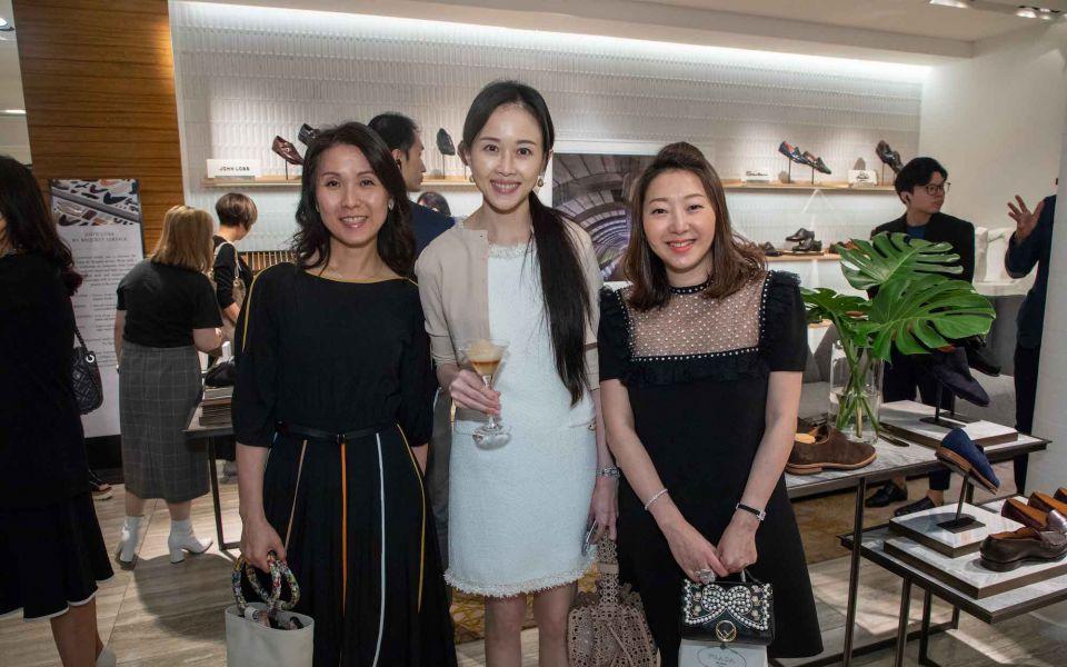 Catherine Siu-Doo, Jacqueline Chow, Winnie Chan