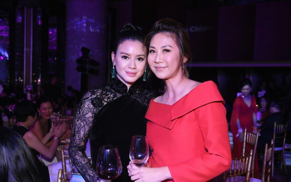 Emily Lam-Ho, Adrienne Hui