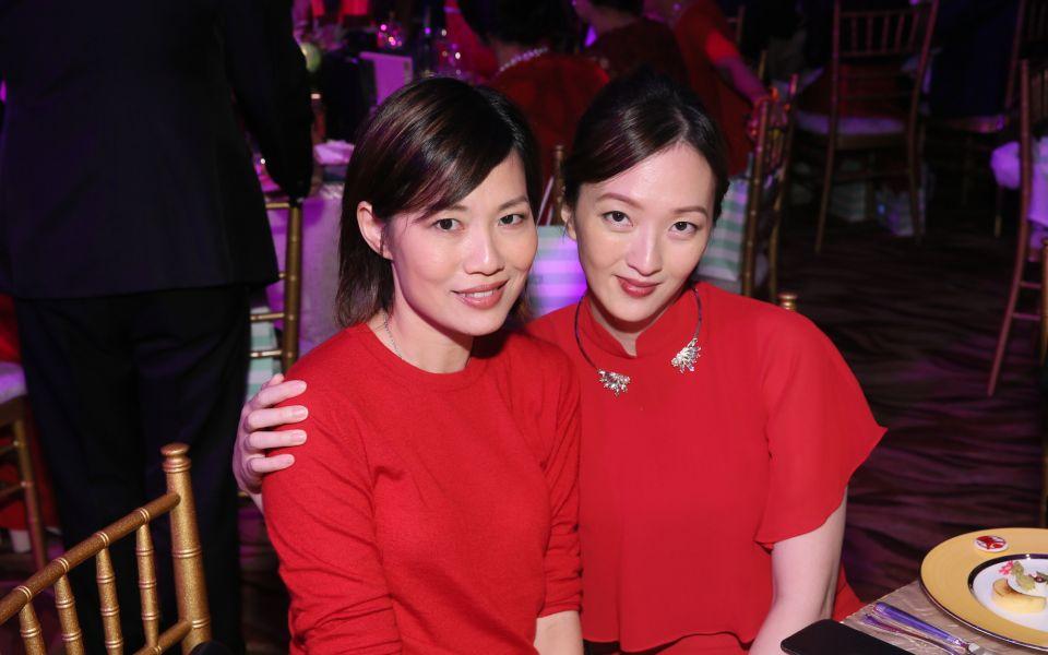 Tansy Lau-Tom, Victoria Law-Ha