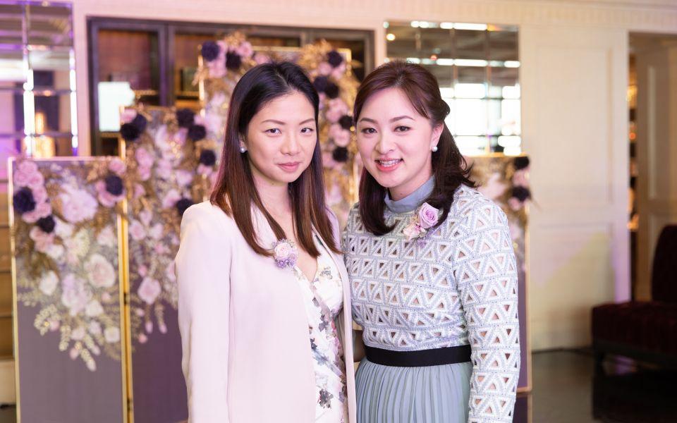 Joanna Lui Hickox, Yvonne Kung