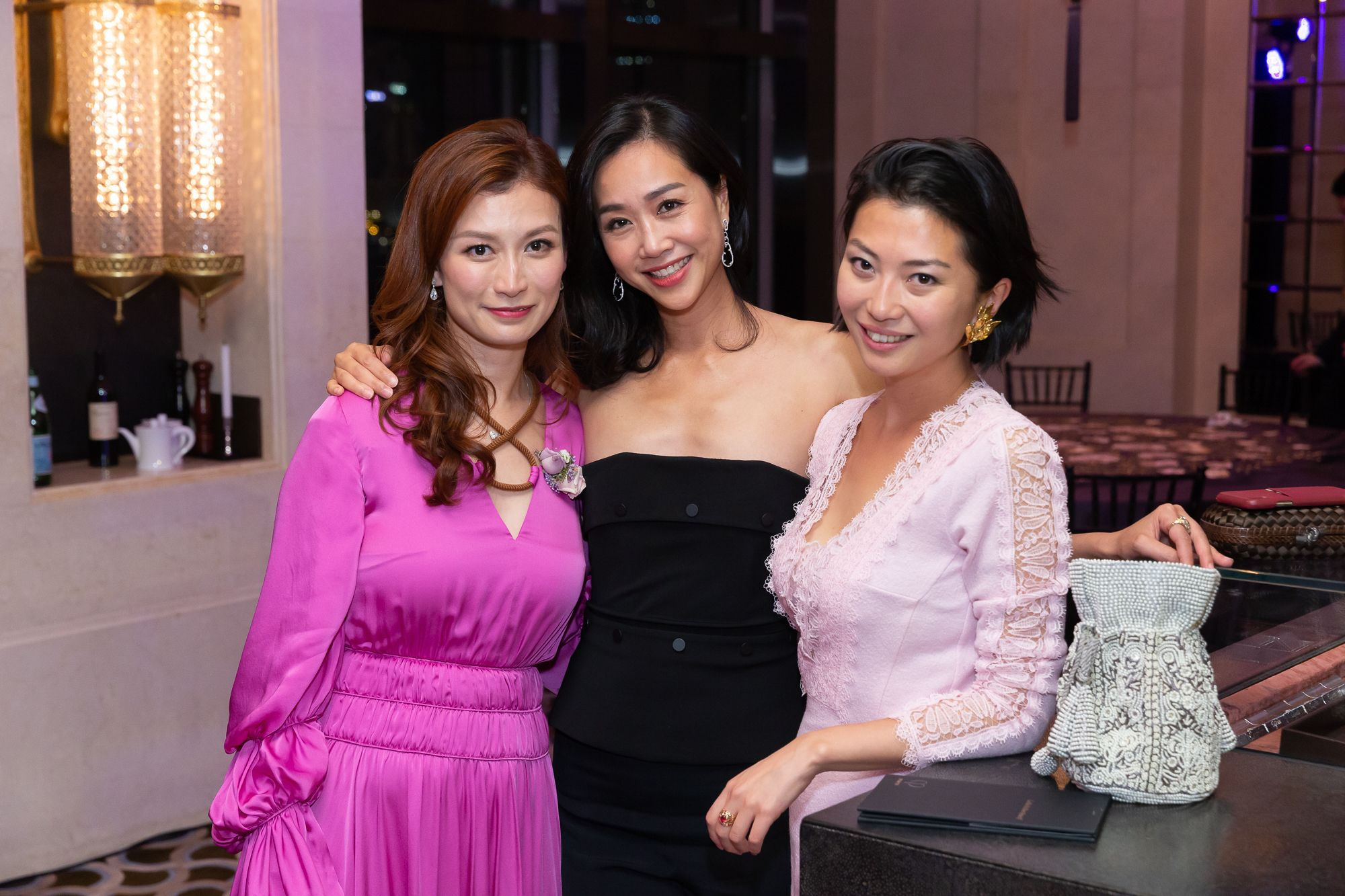 Colleen Fung, Angie Ting, Laura Cheung