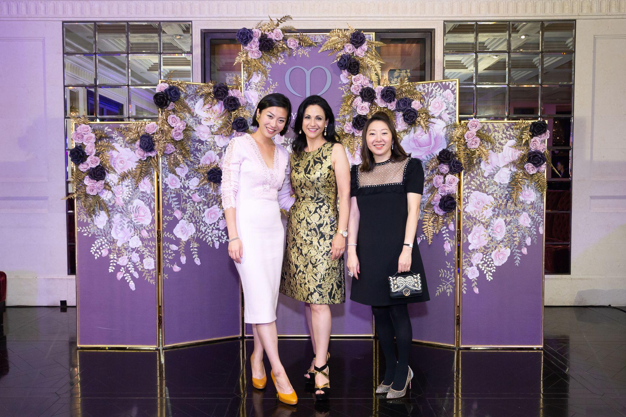 Laura Cheung, Mahnaz Lee, Winnie Chan