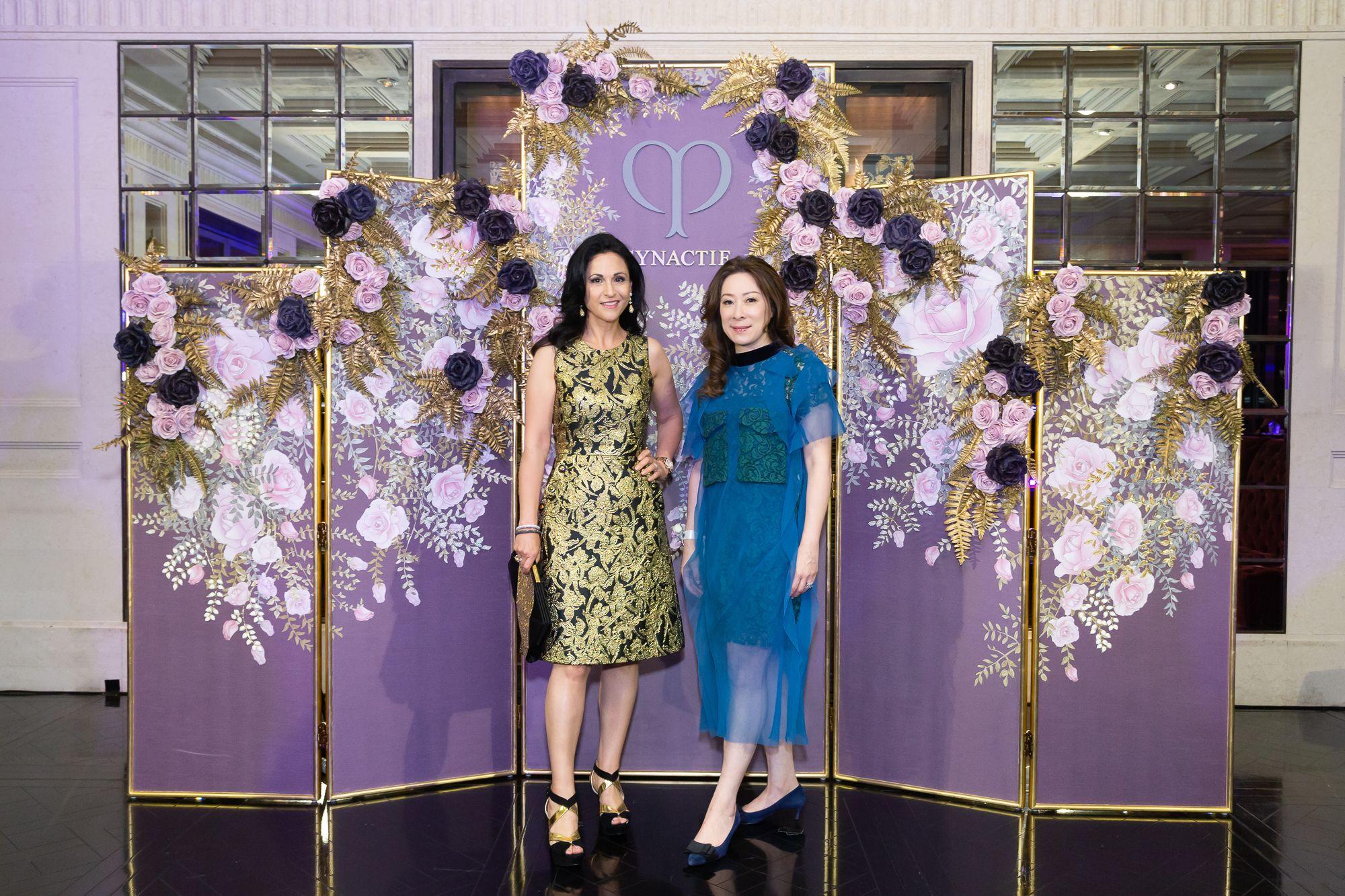 Mahnaz Lee, Janice Chan-Choy