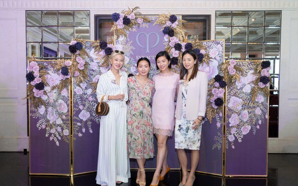 Yvonne Fong, Ruth Chao, Laura Cheung, Joanna Lui Hickox