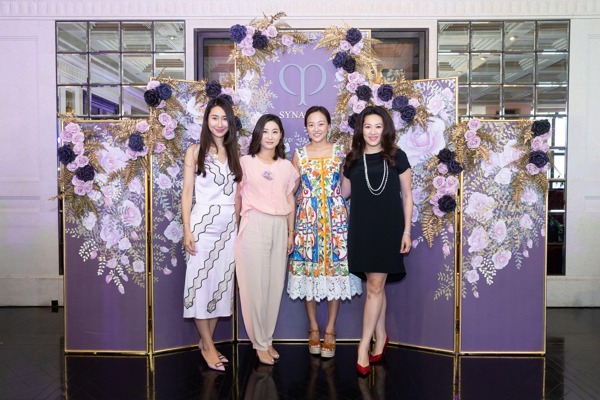 Jamie Tang, Lillian Lee-Fong, Jee Park, Isabella Liang