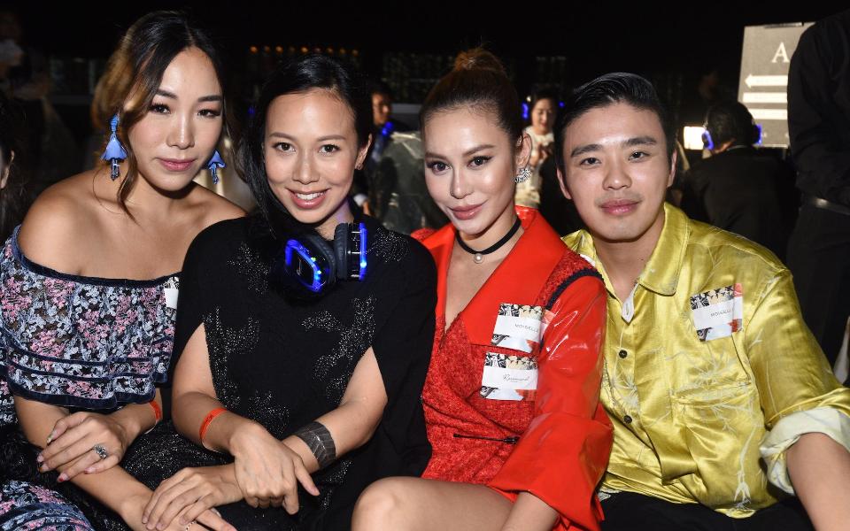 Feiping Chang, Claudine Ying, Eleanor Lam, Jonathan Cheung