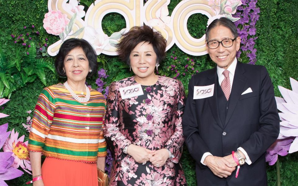Lilian Leong, Eleanor Kwok, Che-Hung Leong