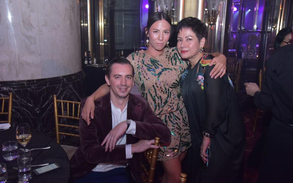 Christopher Owen, Victoria Tang-Owen, Susanna Cheung