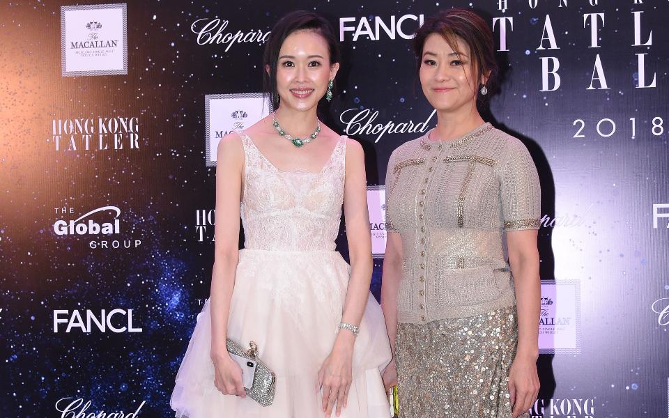 Jacqueline Chow, Cecilia Cheung
